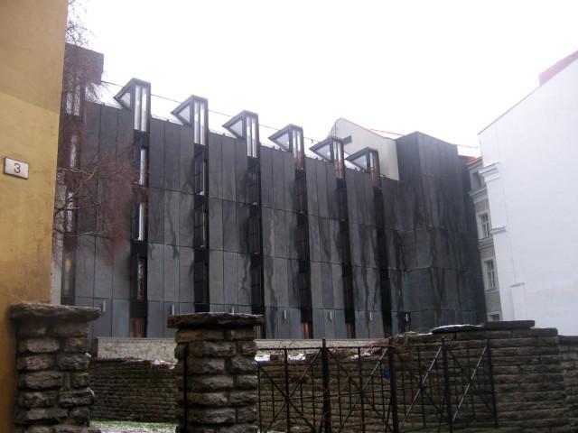 Новый дом в Старом городе
