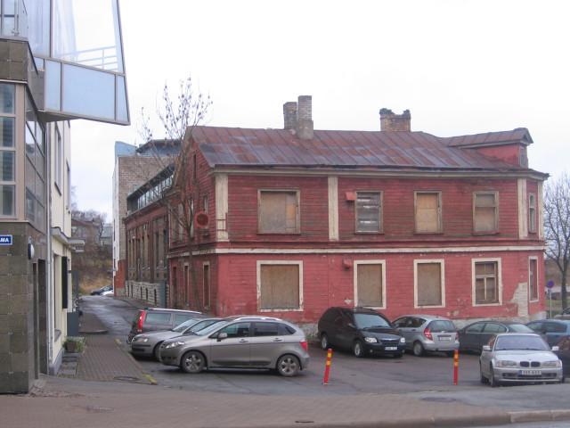 Старый дом в Каламая