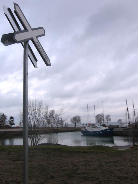 Рыбная гавань в Таллинне