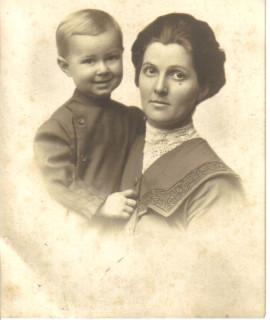 Uncle Frank and Grandma Nola