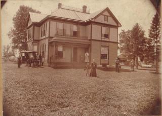 Robb homestead - Monmouth IL.