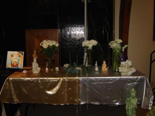 Light Altar