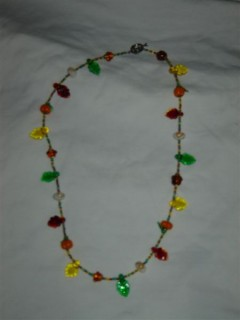 Mabon necklace