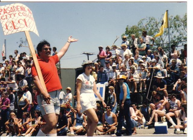 Gay Pride - somtime in the 80's