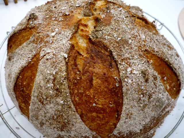 рецепт немецкого хлеба на закваске