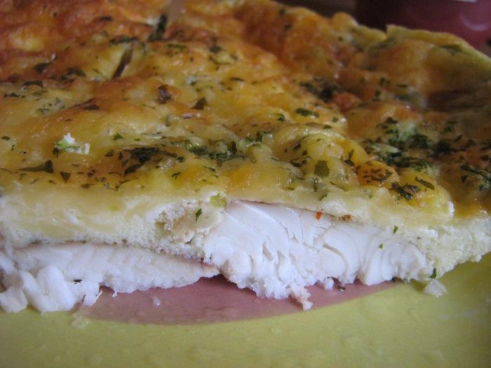 Рецепт рыбы с майонезом и сыром в духовке