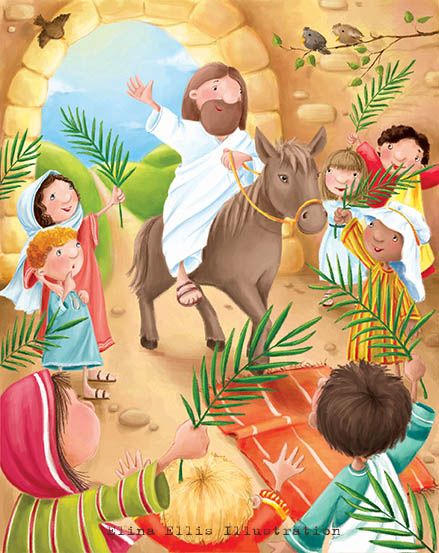 Palm Sunday small