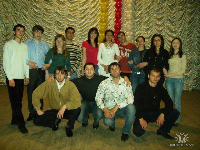 Театральная студия ГГАУ. 2008 год