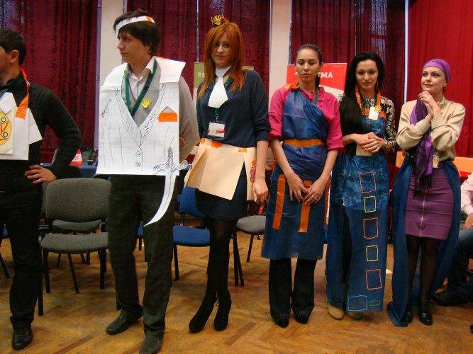Перспективные лидеры Осетии 2012. Всем конкурсам конкурс