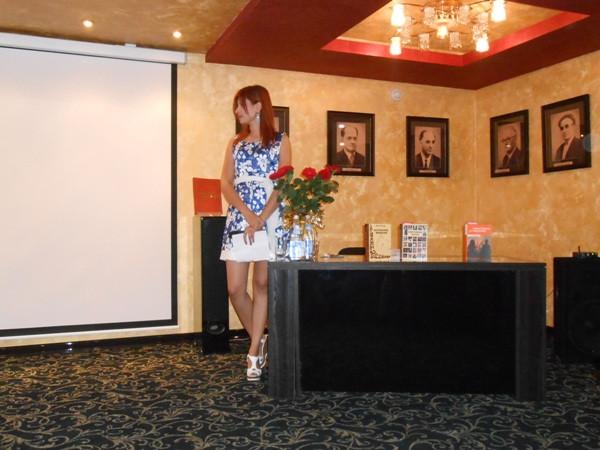 Литературная гостиная. Квартирник. 2013 год