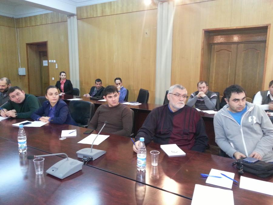 Сослан Хохоев, Тамара Кадиева, Георгий Албегов, Владимир Писаренко, Заур Фарниев
