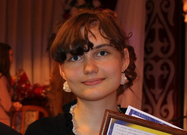 Анастасия Спивак