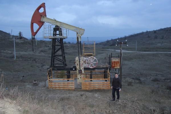 нефтепромыслы-Грозный-Чечня