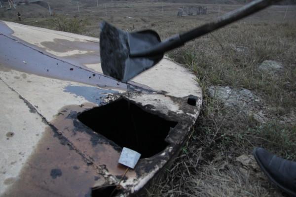 памятник-первой-нефтяной-скважине-в-Грозном