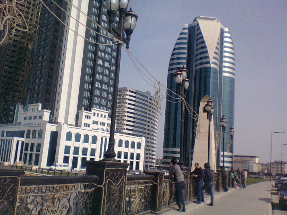 Grozny-City-fire