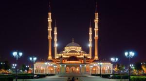 Мечеть- Сердце Чечни