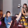 I play the piano