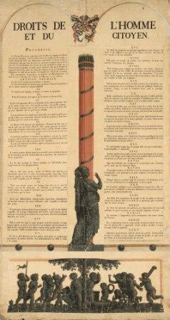 Declaration des Droits de l'homme et du Citoyen 1793