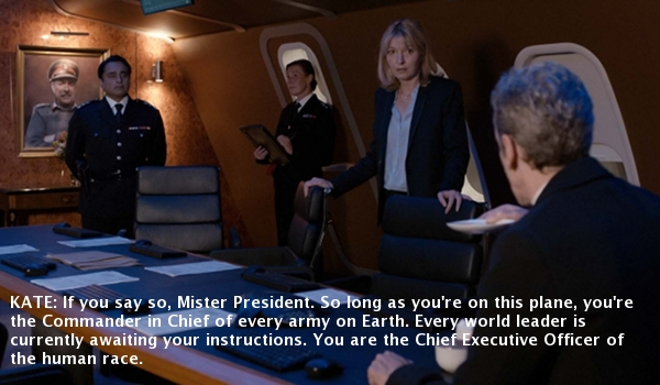 YouarePresidentText