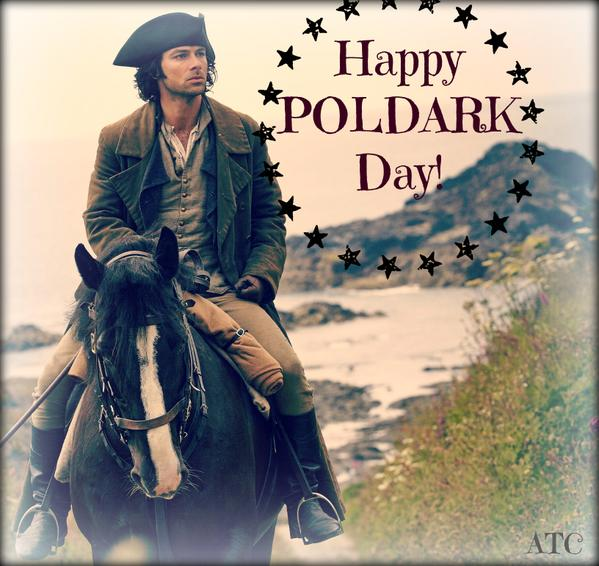 HappyPoldarkDay