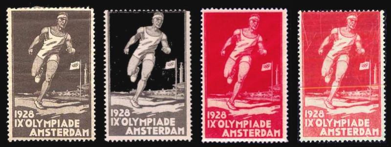 Голландские виньетки 1928 года