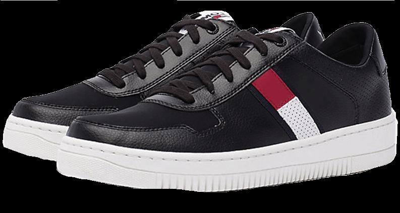 Кожаная мужская обувь Tommy Hilfiger