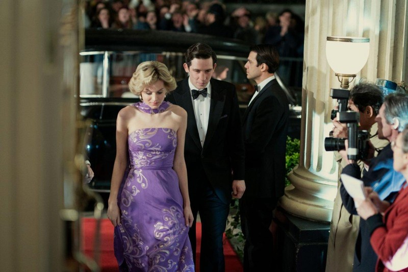 «Корона»: промо-кадры 4 сезона