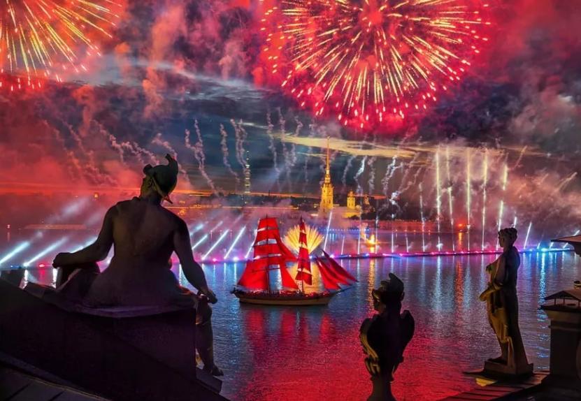 Праздник «Алые паруса» в 2021 году состоится в очном формате