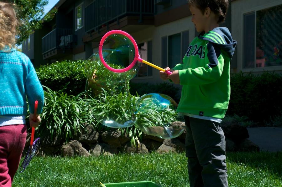 bubbles 121