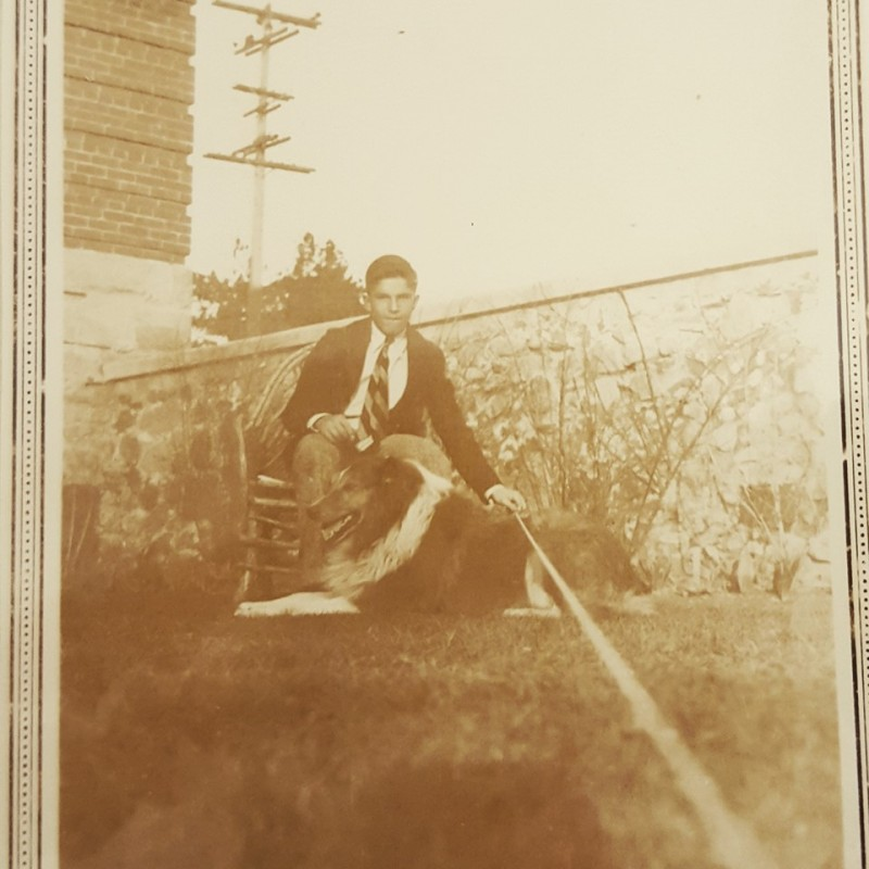 My Grandpa taking a selfie in 1935.jpg