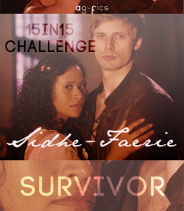 15in15 challenge participation banner for sidhe faerie