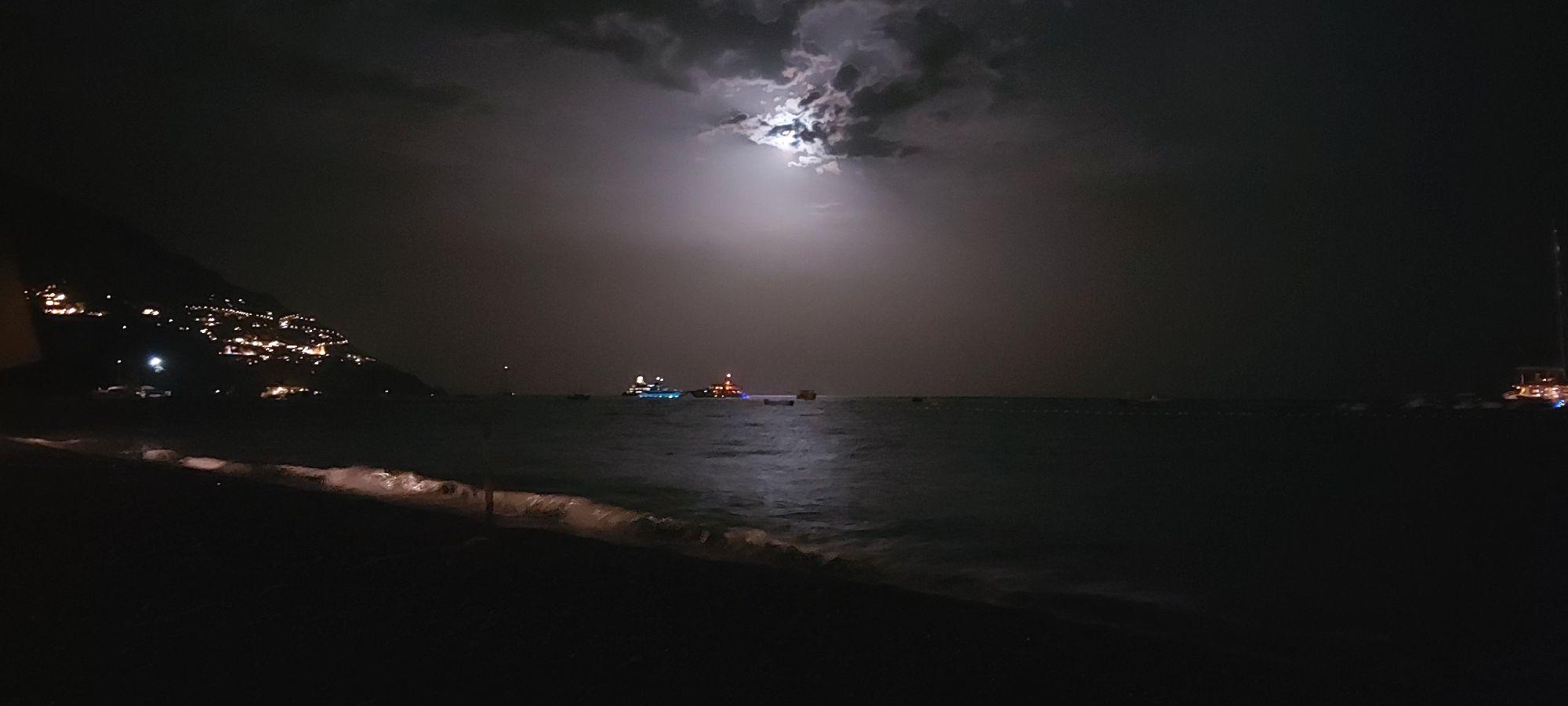 луна куинджи