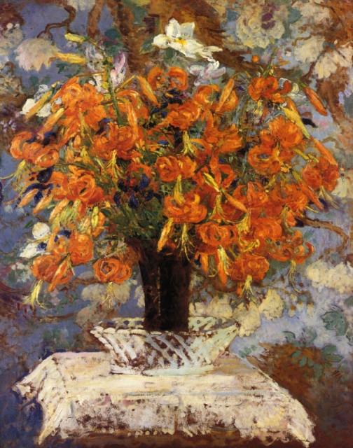 Jacques Emile Blanche(1861-1942)