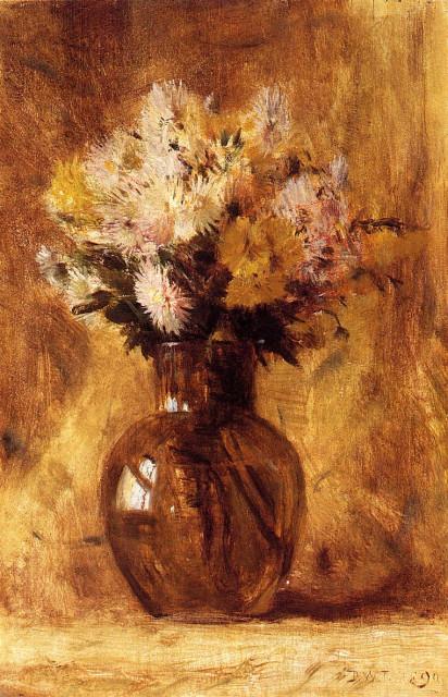 Хризантемы-1890