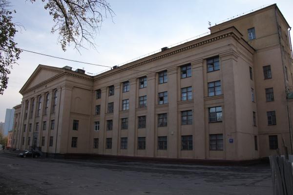 Снесли корпус ВИСХОМа_24.12.16