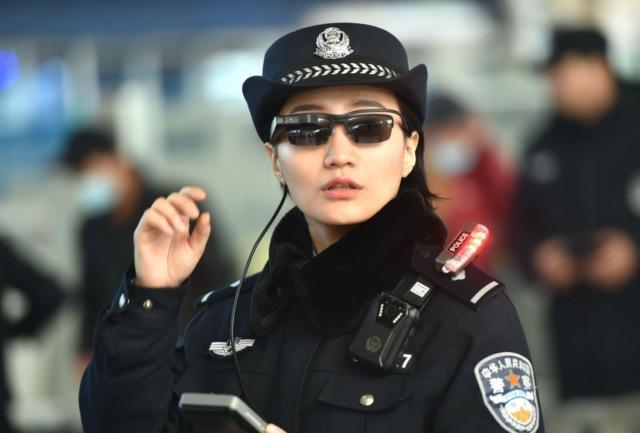 китайские умные очки