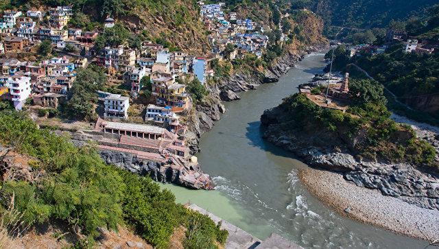 новая река_индия
