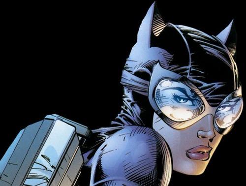 catwoman hush