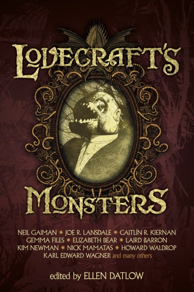 Lovecraft's Monsters big cover