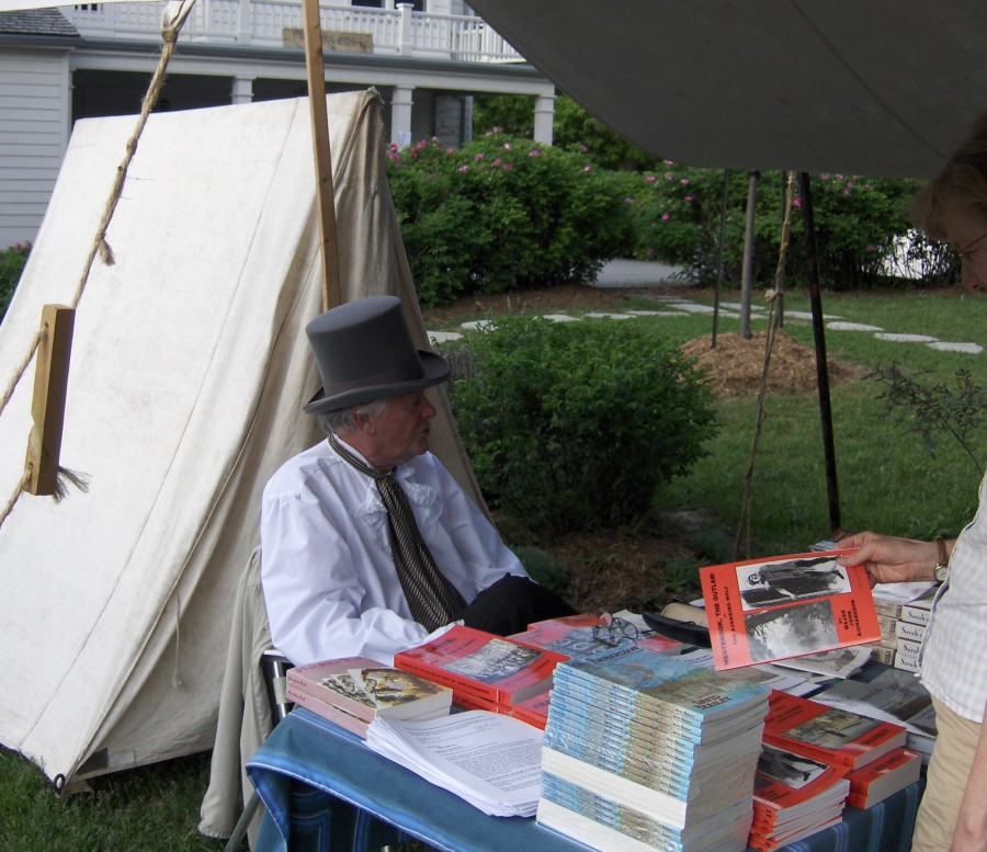 Stony Creek - book seller