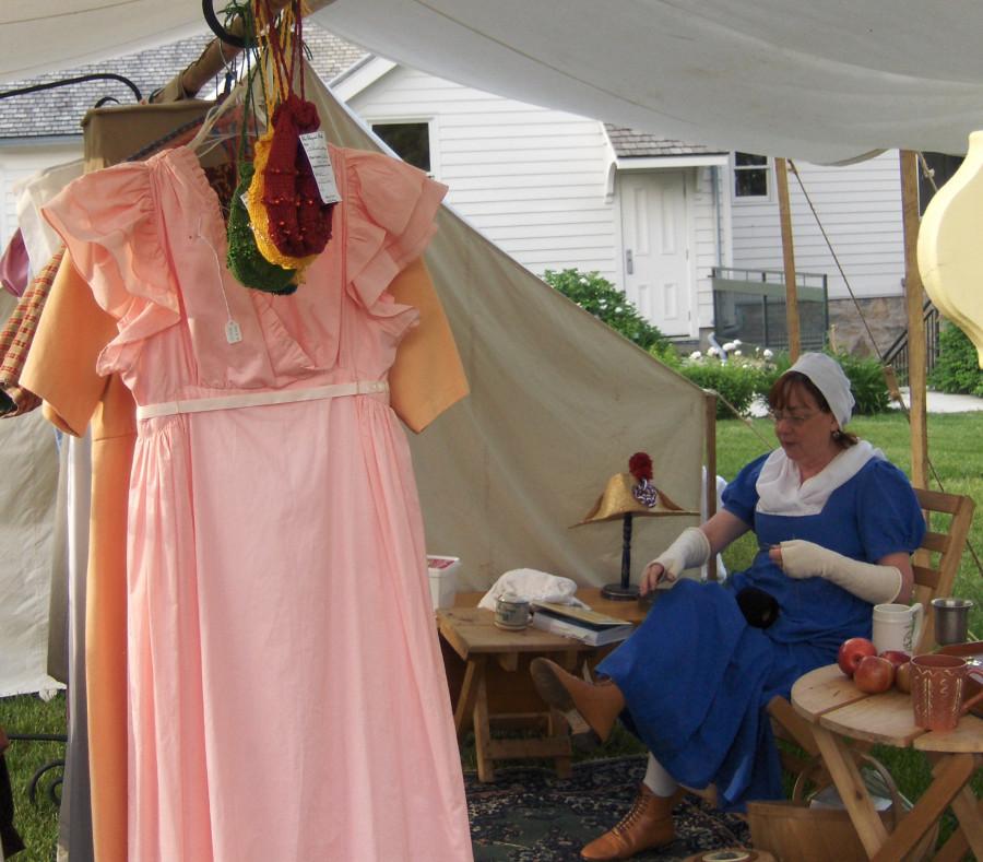 Stony Creek - a dress seller2