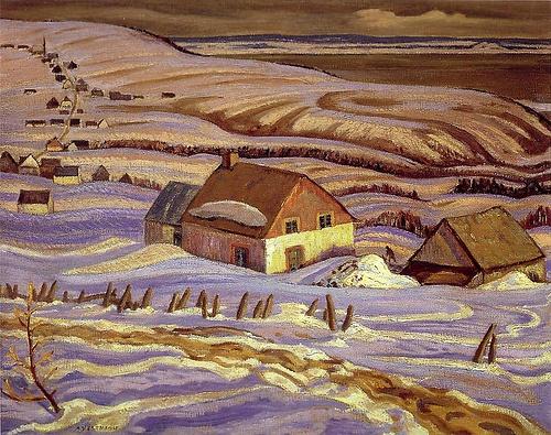 Резултат с изображение за канадская живопись