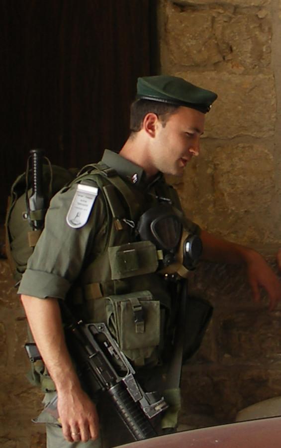 Jerusalem russki soldat