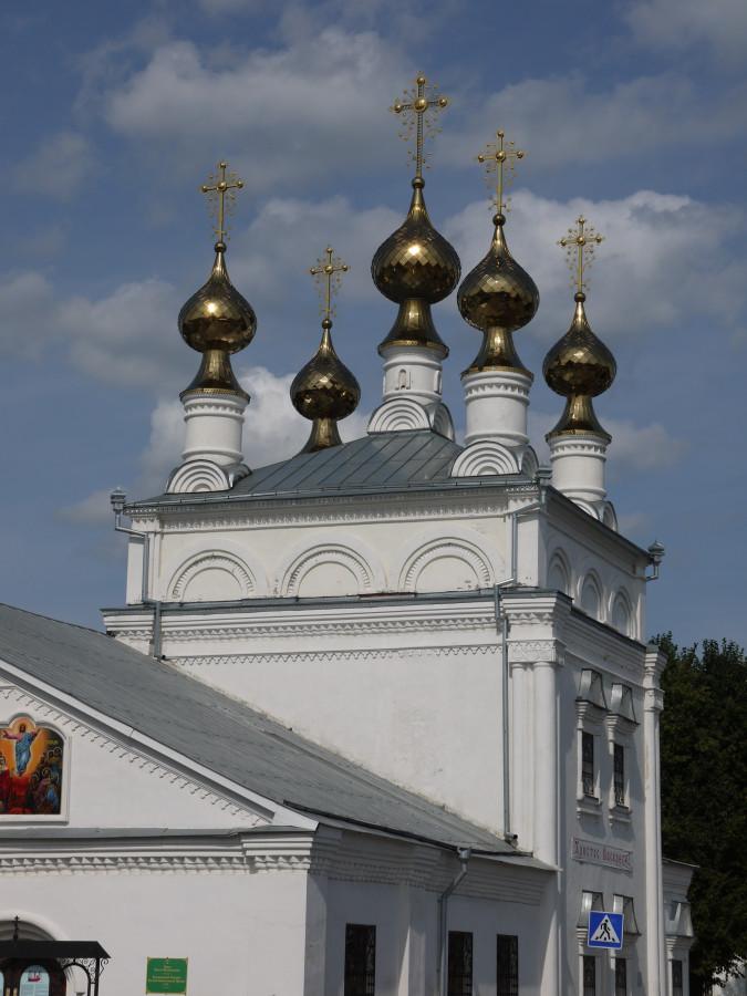 Храм Свято-Вознесенский
