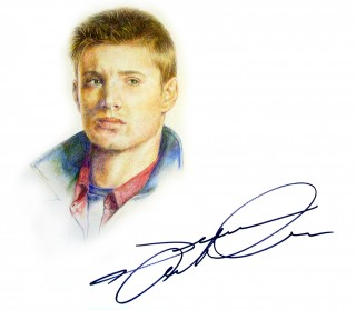 dean with auto