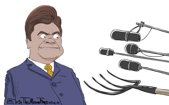 Янукович сегодня улетает на два дня к Путину на открытие Олимпиады - Цензор.НЕТ 3769