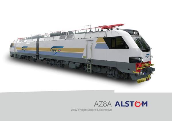 Французская Alstom планирует построить 300 локомотивов для Украины - Цензор.НЕТ 709