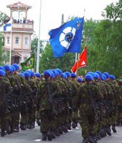 флаг ввс финляндии