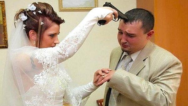 Что предпринять, если мужчина уперся рогом и отказывается жениться?