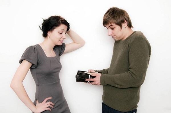 Не способен содержать женщину - ваш удел рука и картинки